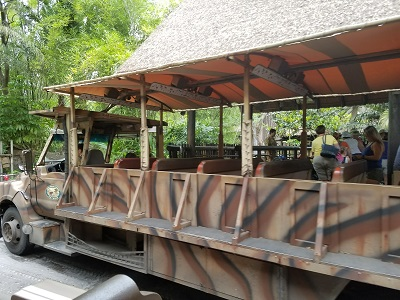 Kilimanjaro Safaris (Disney World Ride)