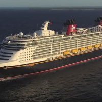 Disney Dream Cruise Ship