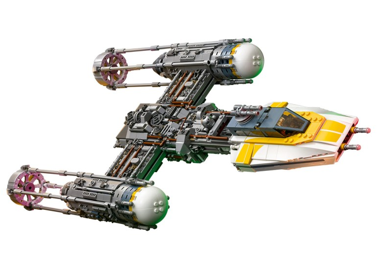 LEGO Star Wars UCS Y-Wing
