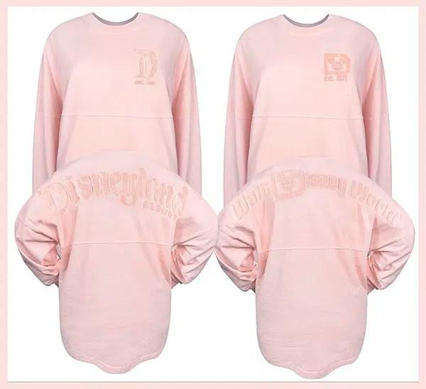 disney Millennial Pink spirit jersey