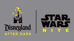 disneyland star wars nite