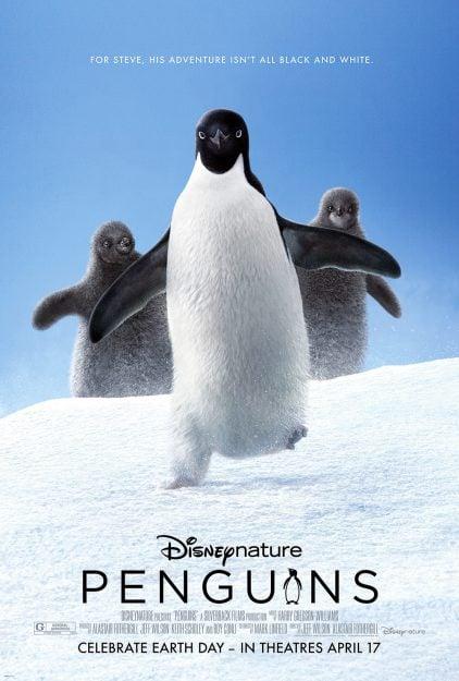 disneynature penguins movie 2019