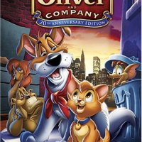 Oliver & Company (1988 Movie)