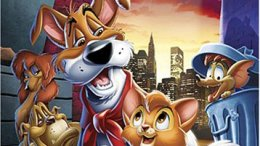 oliver & company disney movie 1988