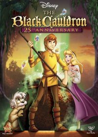 The Black Cauldron (1985 Movie)