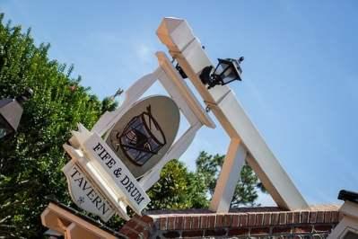 Fife & Drum Tavern (Disney World)