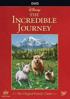 The Incredible Journey (1963 Movie)