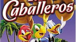 The Three Caballeros movie