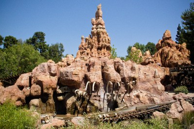 Big Thunder Mountain Railroad (Disneyland)
