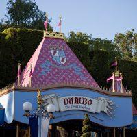 Dumbo the Flying Elephant (Disneyland)