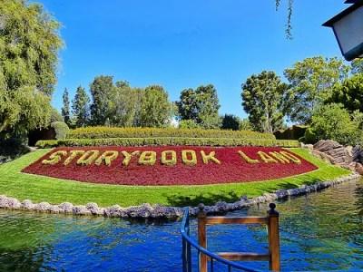 Storybook Land Canal Boats (Disneyland)