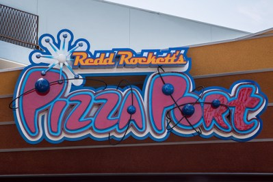 Redd Rockett's Pizza Port (Disneyland)