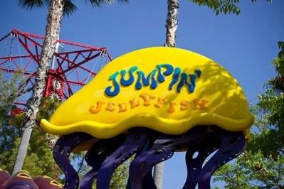 Jumpin Jellyfish (Disneyland)