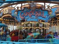 King Tritons Carousel – Extinct Disneyland Rides