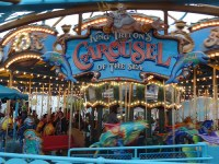King Tritons Carousel – Extinct Disneyland Rides