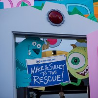 Monsters Inc Mike & Sulley to the Rescue
