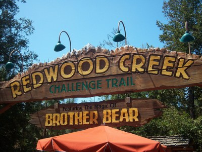 Redwood Creek Challenge Trail (Disneyland)
