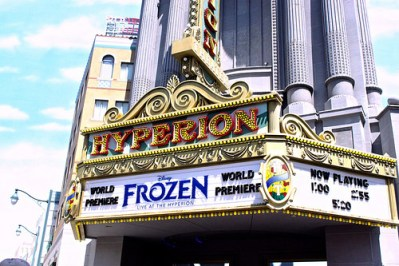Frozen – Live at the Hyperion (Disneyland)