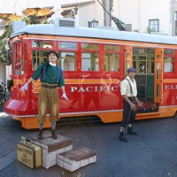 Red Car Trolley (Disneyland)