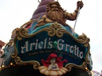 Ariel's Grotto – Extinct Disneyland Rides