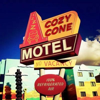 Cozy Cone Motel (Disneyland)