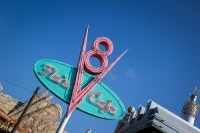 Flo's V8 Cafe (Disneyland)