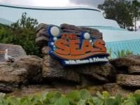 The Seas with Nemo & Friends (Disney World)
