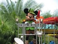 Mickey's Jammin Jungle Parade