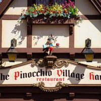Pinocchio Village Haus (Disney World)