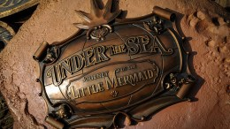 """Under the Sea- Journey of The Little Mermaid (Disney World)"" is locked Under the Sea- Journey of The Little Mermaid (Disney World)"
