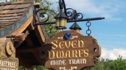 Seven Dwarfs Mine Train (Disney World)