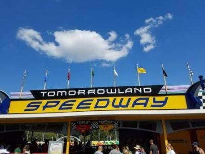 Tomorrowland Speedway (Disney World)