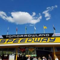 Tomorrowland Speedway (Disney World Ride)