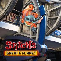 Stitch's Great Escape! | Extinct Disney World Show