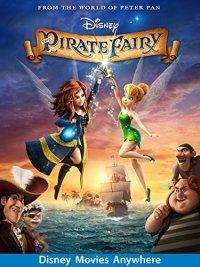 The Pirate Fairy (2014 Movie)