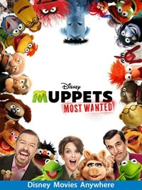Muppets Most Wanted (2014 Movie)