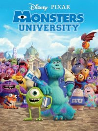 Monsters University (2013 Movie)