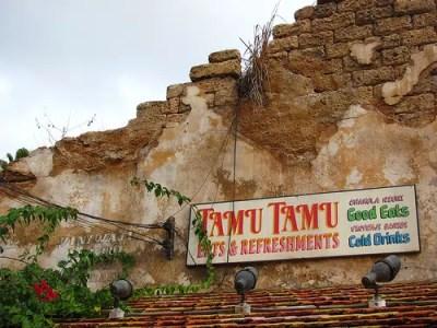 Tamu Tamu Refreshments (Disney World)