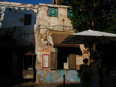 Kusafiri Coffee Shop & Bakery (Disney World)