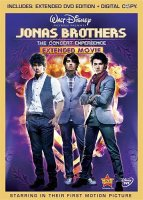 Jonas Brothers: The 3D Concert Experience (2009 Movie)