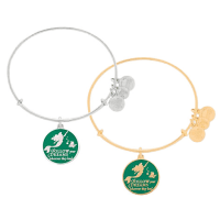 Ariel Bangle by Alex and Ani (green)