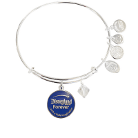 Disneyland Resort Forever Bangle by Alex and Ani (blue)