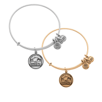 Animal Kingdom Bangle by Alex and Ani | Disney Jewelry