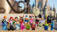 LEGO Disney Minifigures Series 1 71012