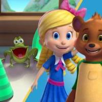 Disney Junior's Goldie and Bear (Television Show)