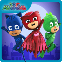 PJ Masks Moonlight Heroes Mobile Game