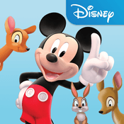 Mickey Mouse Clubhouse Mickey's Wildlife Count Along App