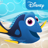Finding Dory: Just Keep Swimming Mobile Game