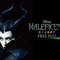 Maleficent Free Fall Mobile Game