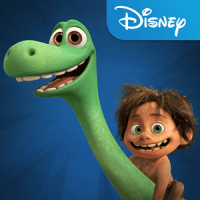 The Good Dinosaur: Dino Crossing Mobile Game